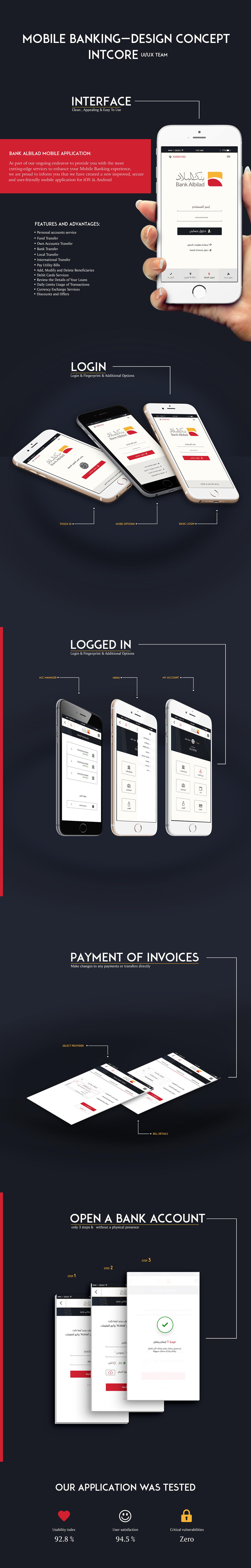 Bank Albilad Design Concept On Behance Concept Design Design Concept