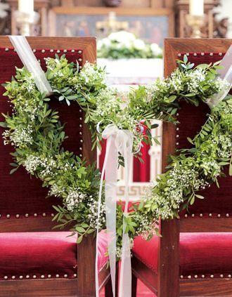 hochzeitsdeko kirche 65 zauberhafte kirchendeko ideen deko pinterest wedding weddings. Black Bedroom Furniture Sets. Home Design Ideas