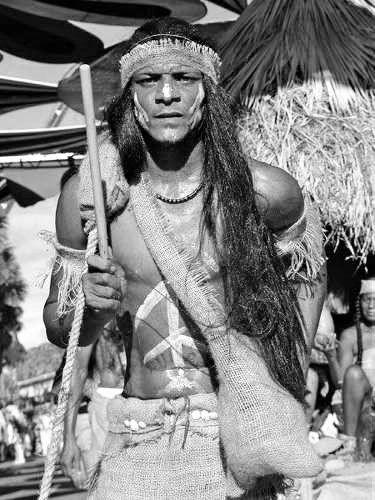 TAINO MAN (With images) | Native american images, Native ...