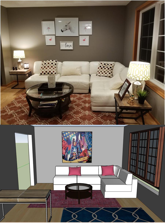 Sketchup Interior Design Living Room Valoblogi Com