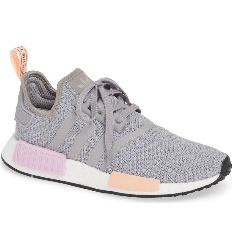 ee0268bfe0c82 NMD R1 Athletic Shoe