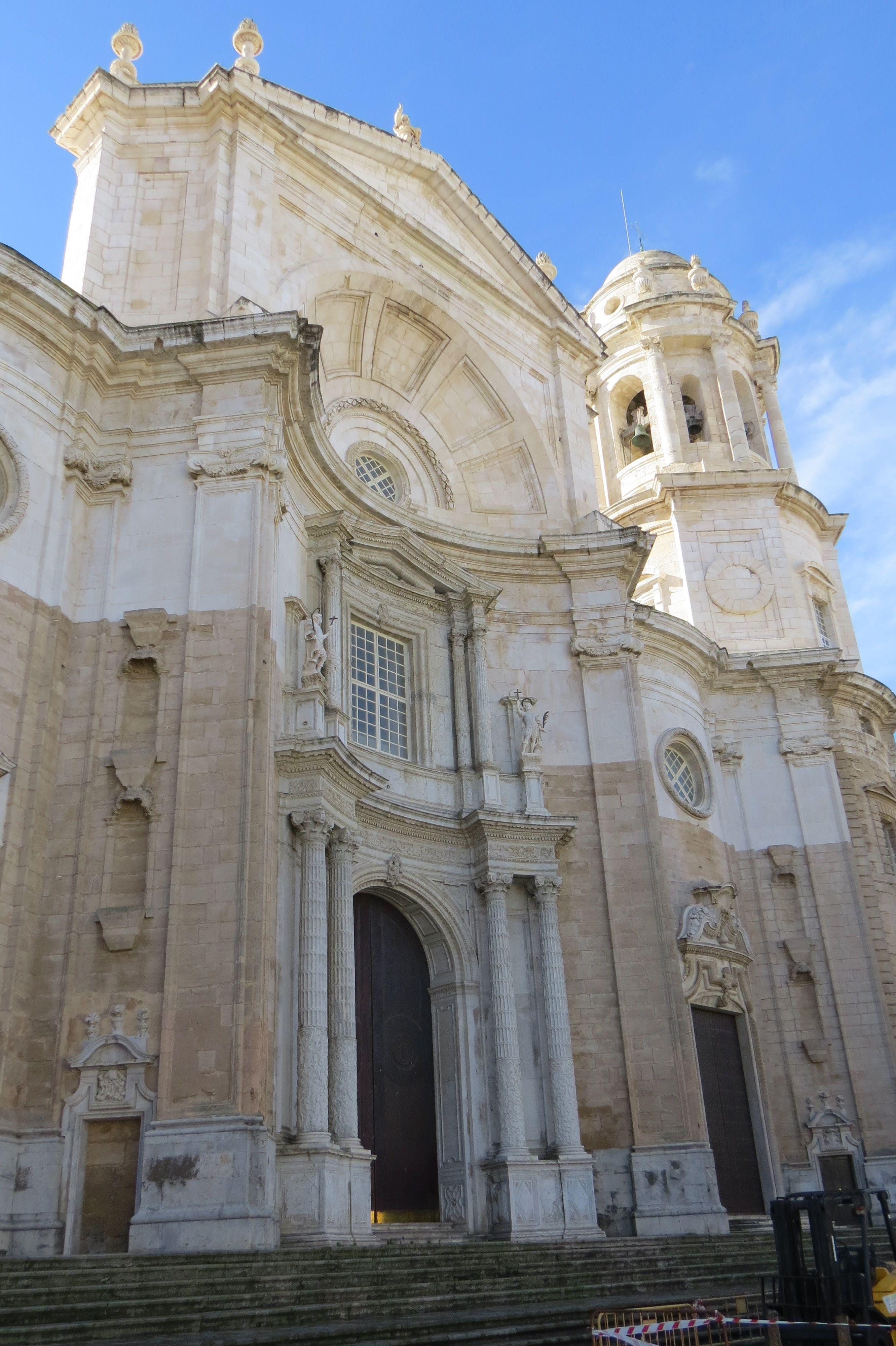 cadiz spain travel photography cadiz barcelona cathedral