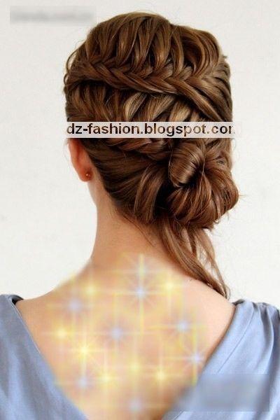 Dz Fashion طريقة عمل تسريحات شعر بالصور Hair Styles Hair Pictures Hair
