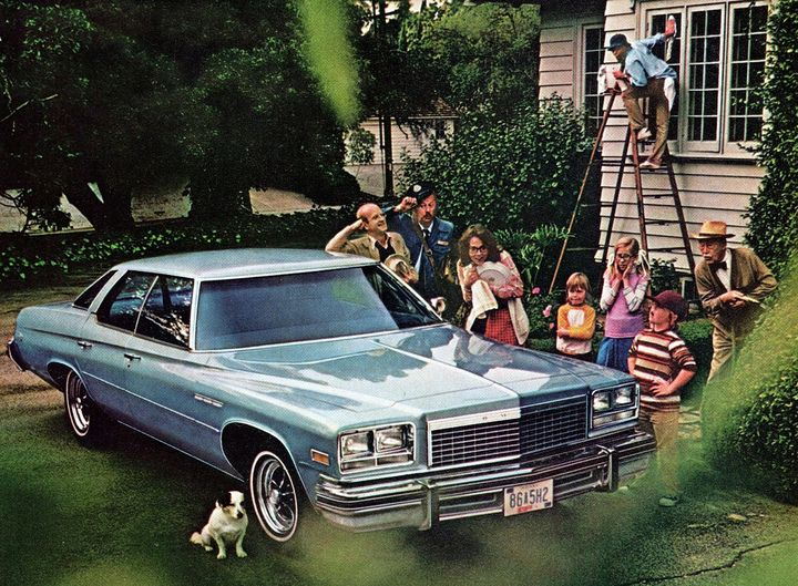 1976 Buick Lesabre Sedan I Didn T Appreciate These Cars When I Had The Chance Now I Just Sigh With Longing Auto