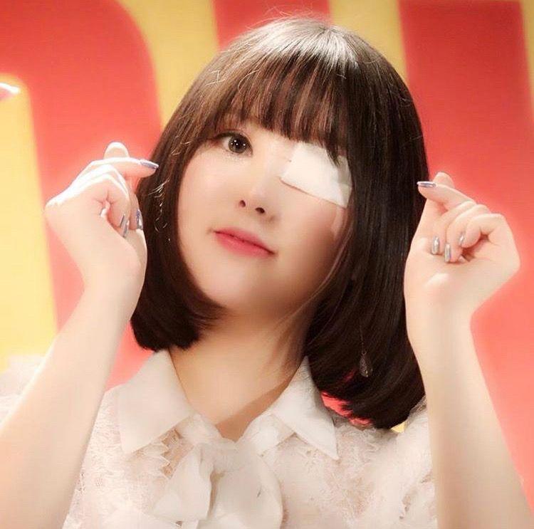 Cutie Eunha Eye Patch Era