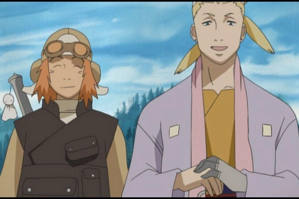 Samurai 7 Anime Characters : Samurai 7 anime i enjoy pinterest samurai anime and otaku