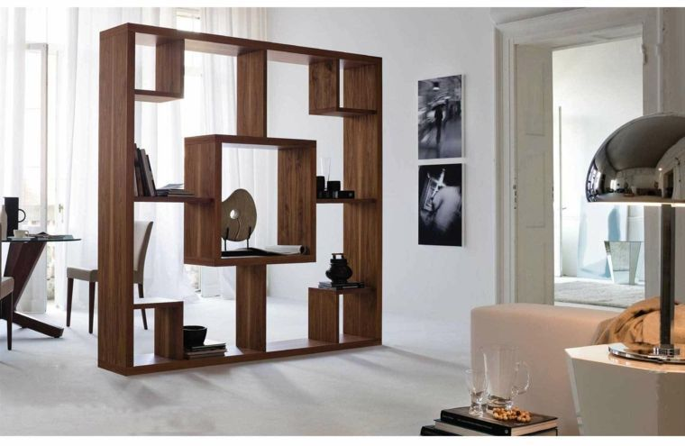 s paration pi ce 25 id es pour organiser l 39 espace int rieur separateur de piece. Black Bedroom Furniture Sets. Home Design Ideas