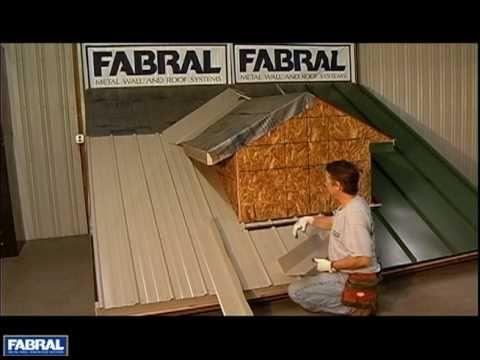 Fabral Gr3 07 Dormer Sidewall Endwall Dormers Roofing Systems Metal Walls