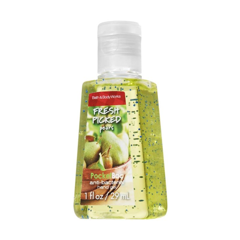 Fresh Picked Pears 1 Pocketbac Bath Body Works Bath Body