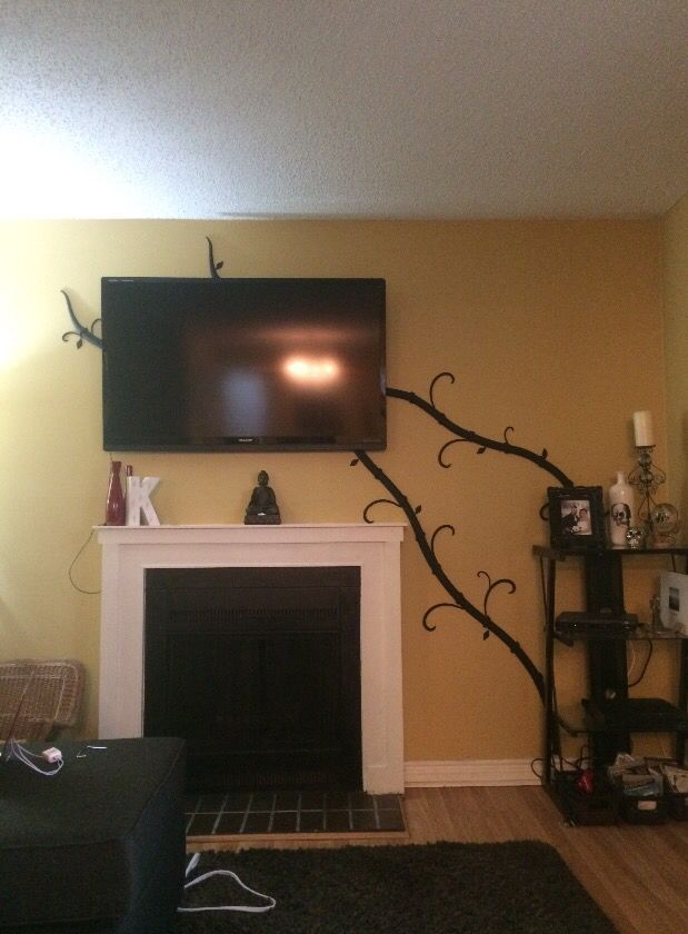 Not Anymore Hide Tv Wires Without Cutting Holes Or