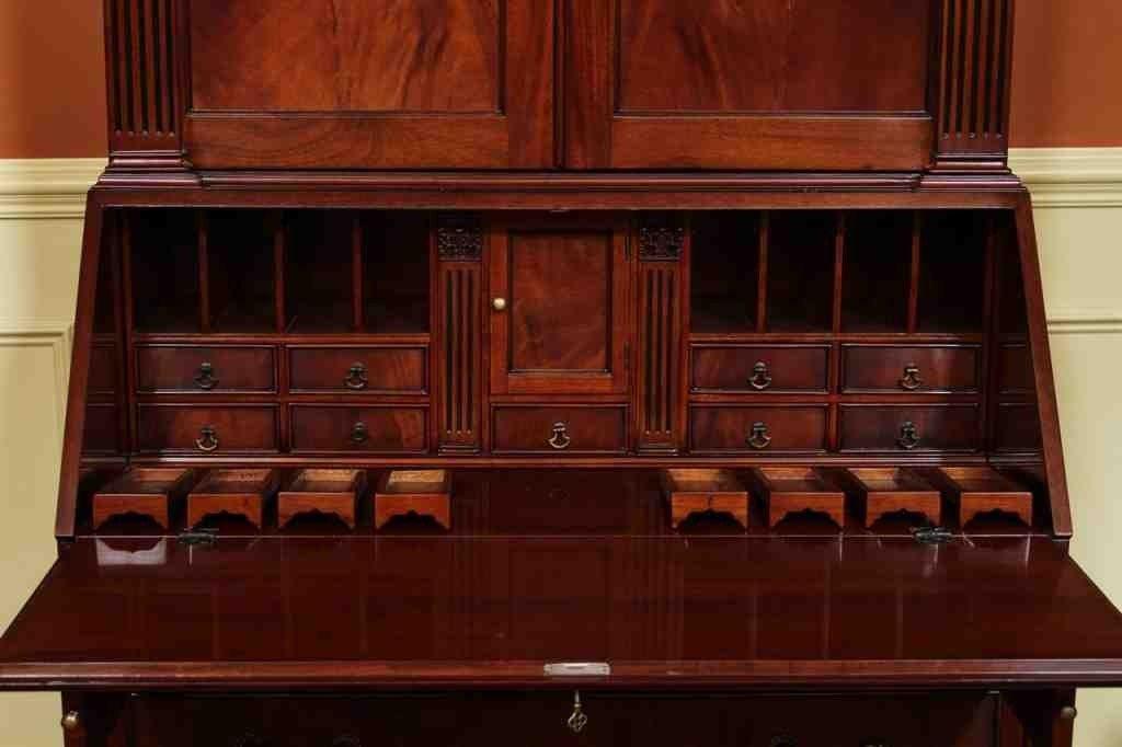 Excellent Antique Secretary Desk For Sale Secretary Desk Antique Home Interior And Landscaping Eliaenasavecom