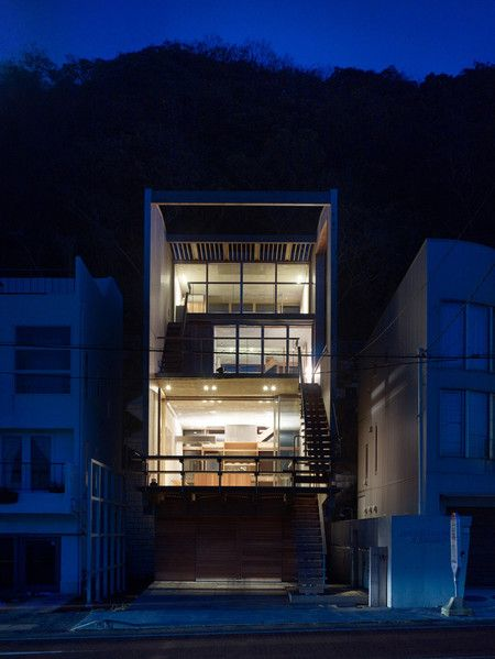 Photograph: Yohei Kohno Architects. House in Hayama / Yohei Kohno Architects