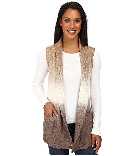 Aventura Clothing Womens Kennedy Sweater WalnutHemp Sweater LG US ...