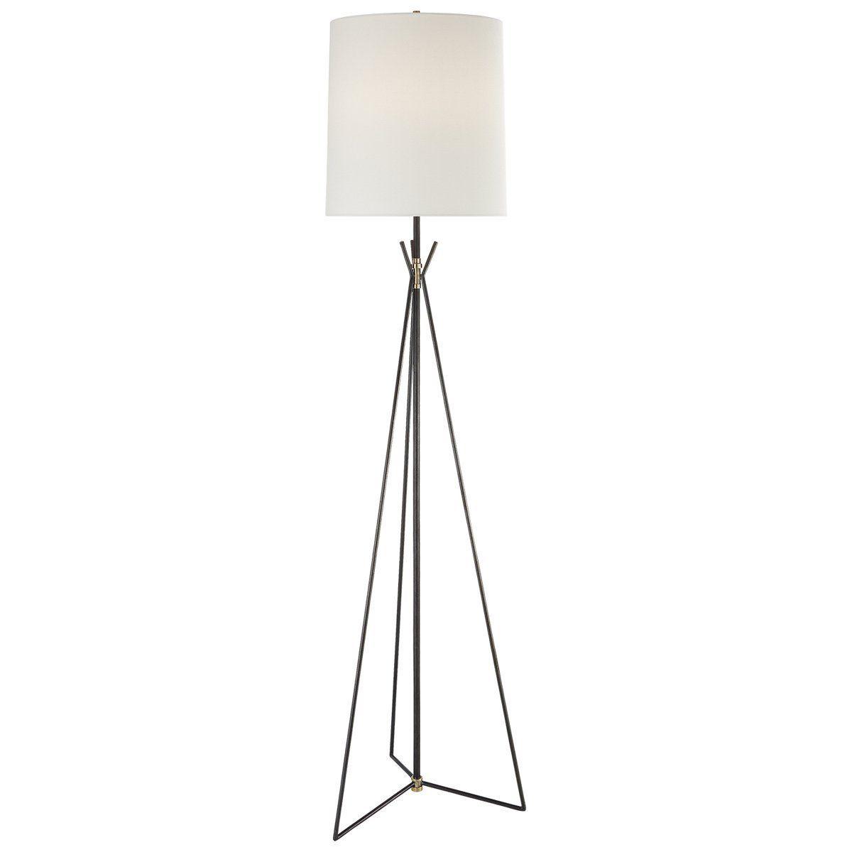 Visual Comfort Lighting Tavares Large Floor Lamp Large