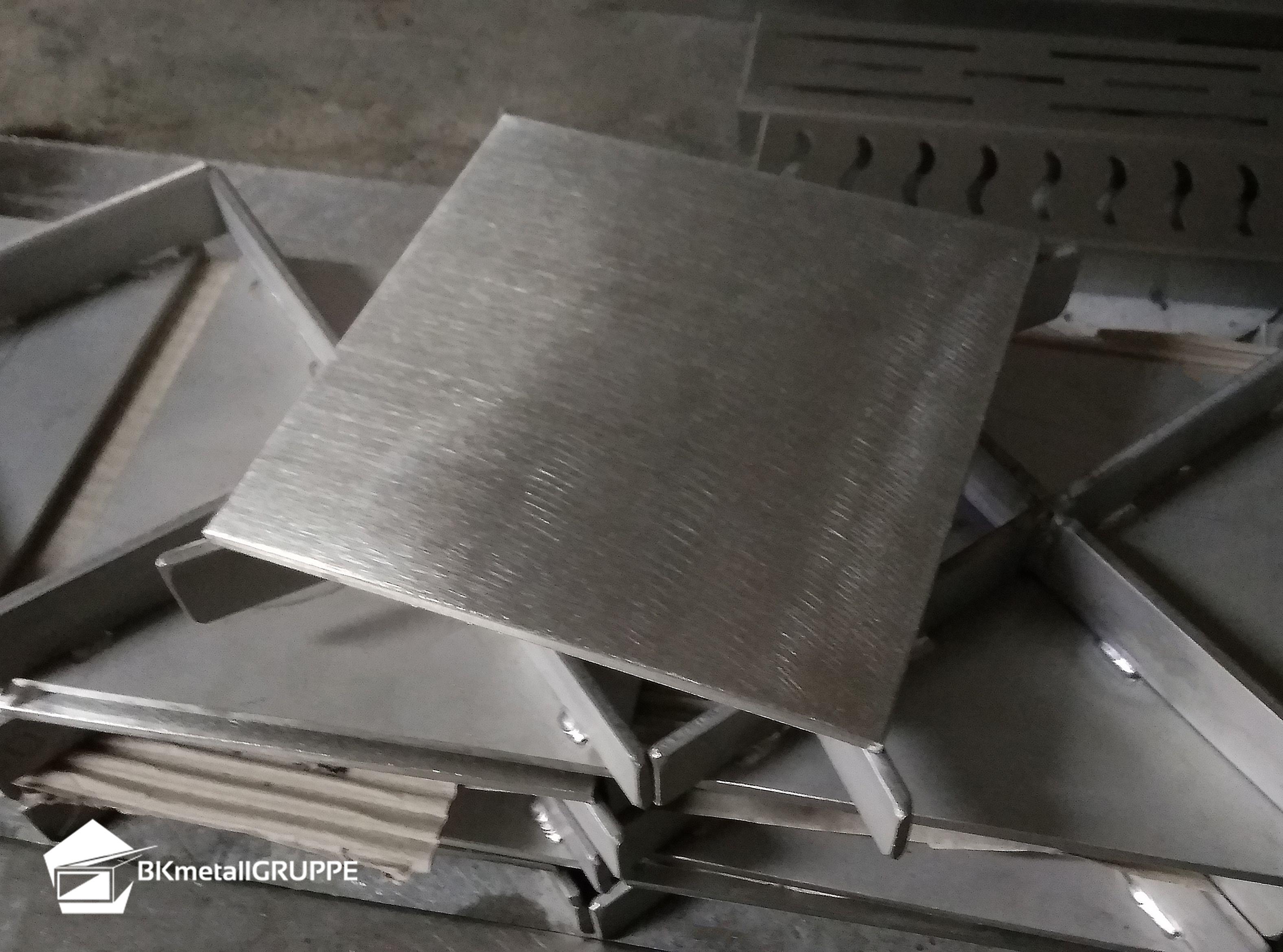 Edelstahl Entwässerungstechnik Plattenabdeckung Edelstahl Entwässerung Duschrinne