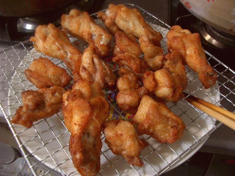 20090114 鶏の唐揚げ