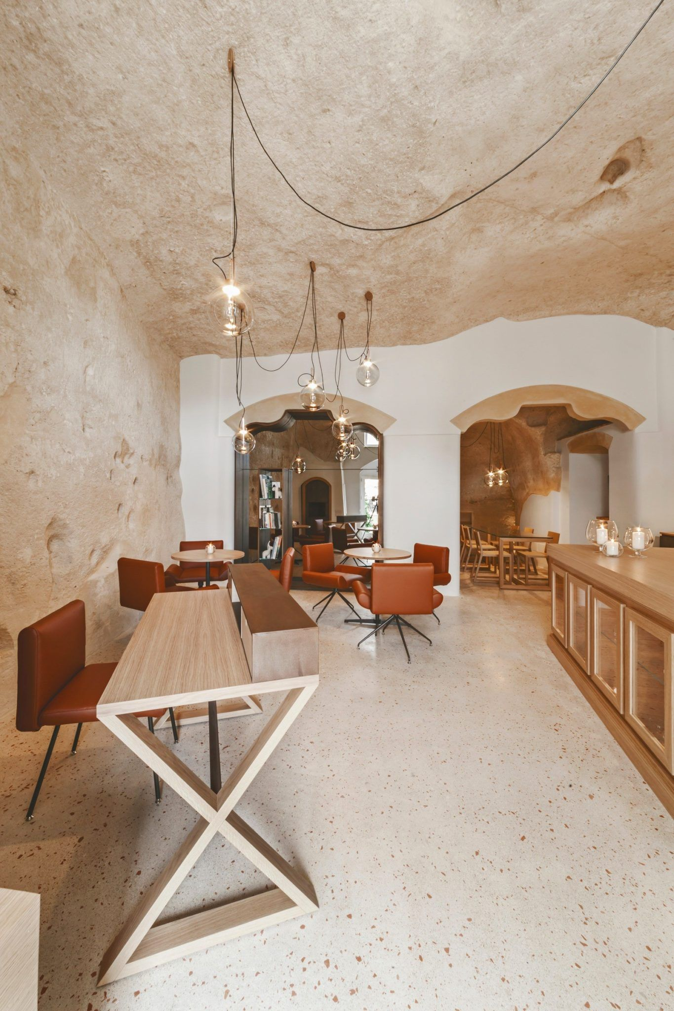 Superb INTERIOR DESIGN: The Man Cave Style   Huskdesignblog   La Dimora Di Metello    Rock House   Carved Rock   Interior Design Basement   Rock Interior  Design ...
