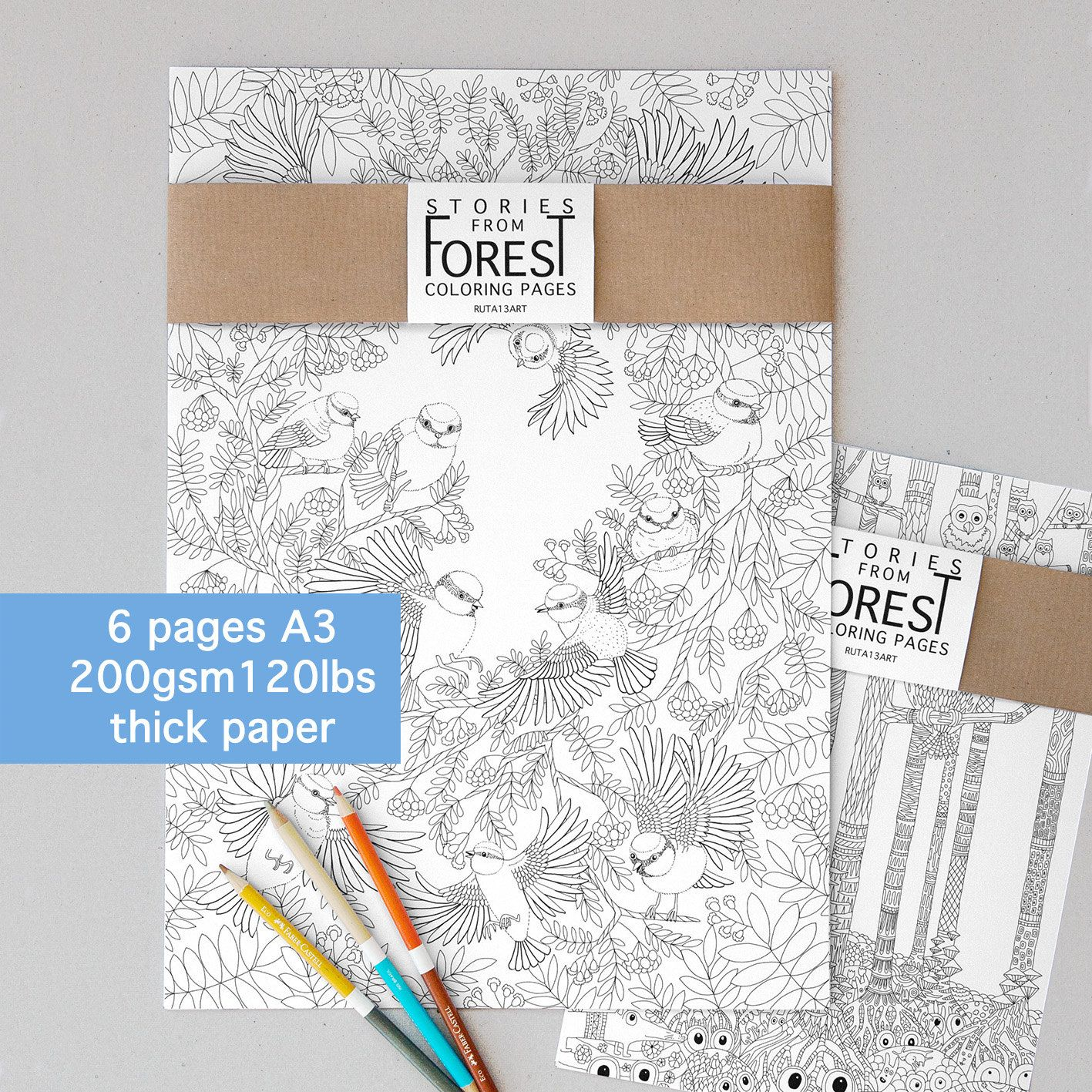 New Large Coloring Book 78  large Coloring Book