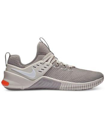 e9dd96c93866 Nike Men s Free Metcon Training Sneakers from Finish Line - Black 10.5
