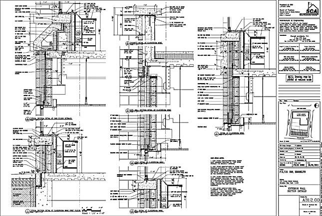 Architectural Details Wall Section Architecture Details Window Construction Architecture