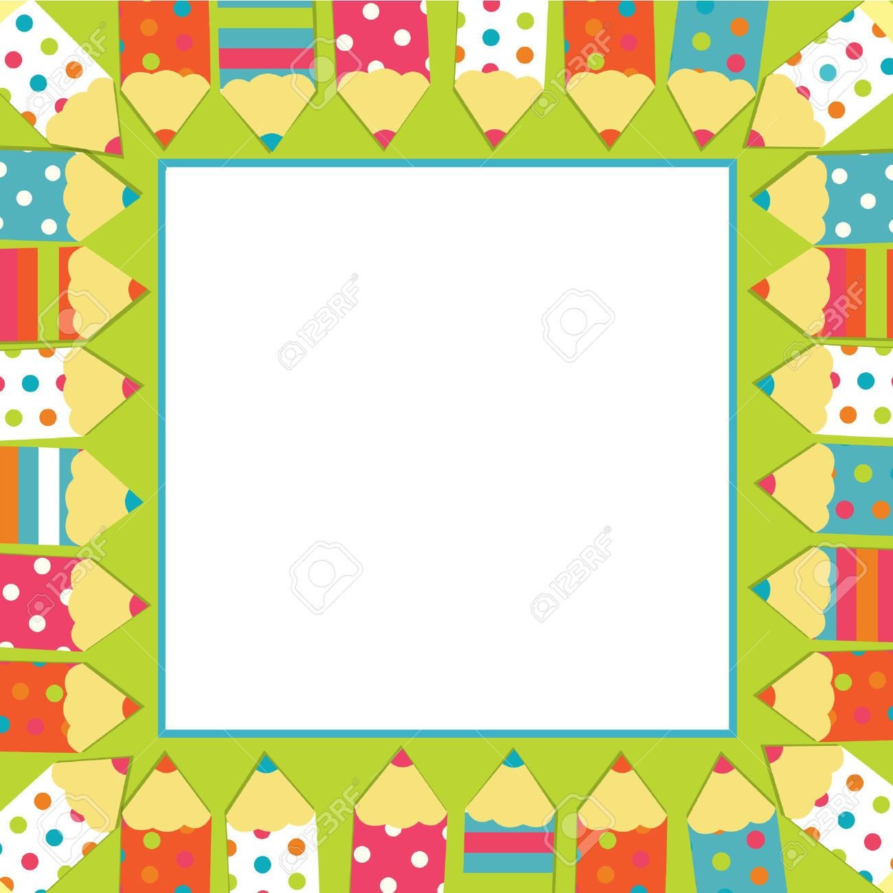 cute frame illustrations - Google Search | Borders, Frames ...
