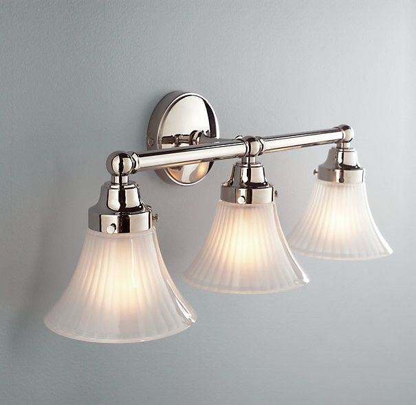 193 brushed nickel vanity light ~ http://lanewstalk