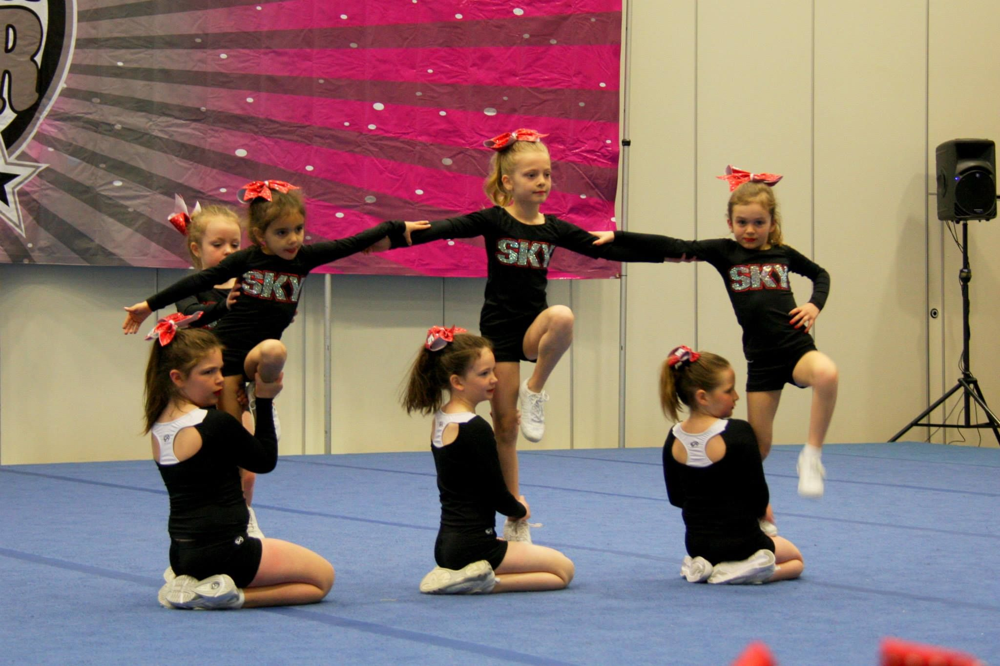 Image result for cheer stunt paper dolls Cheer stunts