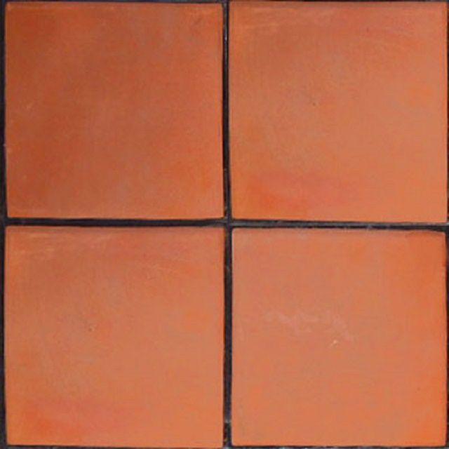 Rustic Floor Tiles Quot Red Clay Quot Rustic Kitchens Flooring
