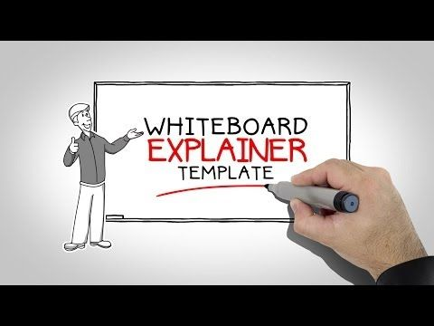 14 after effects templates whiteboard explainer youtube motion