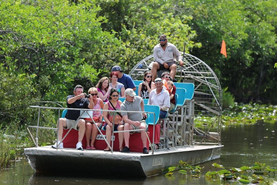 15 Best Everglades Airboat Tours Everglades national