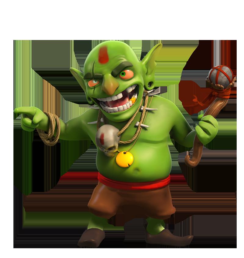 Goblin Png Image Clash Of Clans Goblin Clas Of Clan