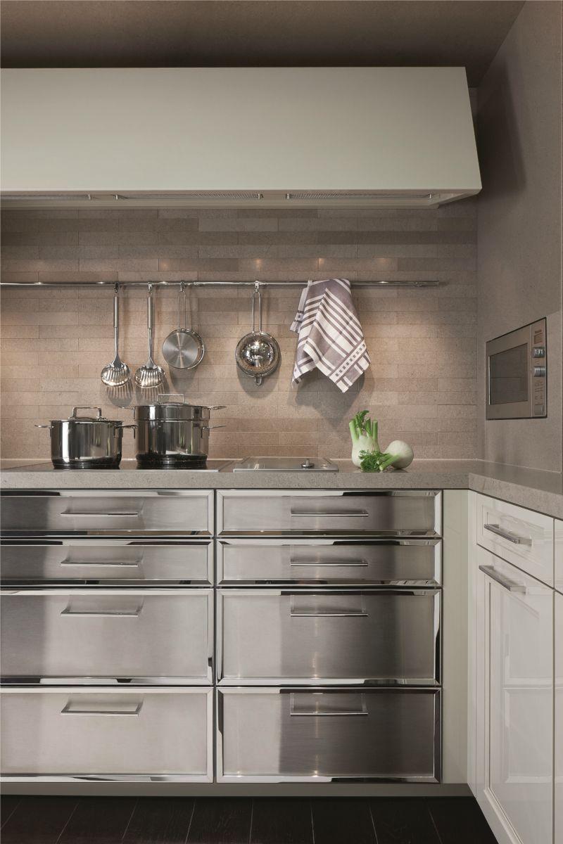 Siematic Kitchens Interior Consciousness Eclectic Kitchen Design Eclectic Kitchen Classic Kitchens
