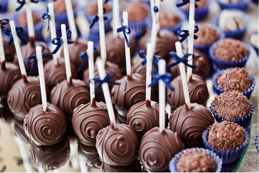 Fantastic Chocolate Truffles Stick Tips Kids Party Ideas