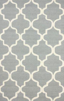 Rugs Usa Tuscan Trellis Vs71 Grey Rug Wool Area Rugs Area Rugs Rugs On Carpet