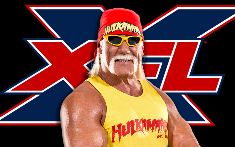 Hulk Hogan Is Ready For The Xfl After Super Bowl Liv Wrestling News Hulk Hogan Hulk