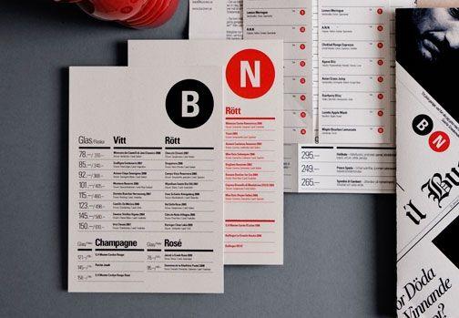 Designspiration — Nikolaj Kledzik – Art Direction & Graphic Design – Buco Nero – Visual Identity