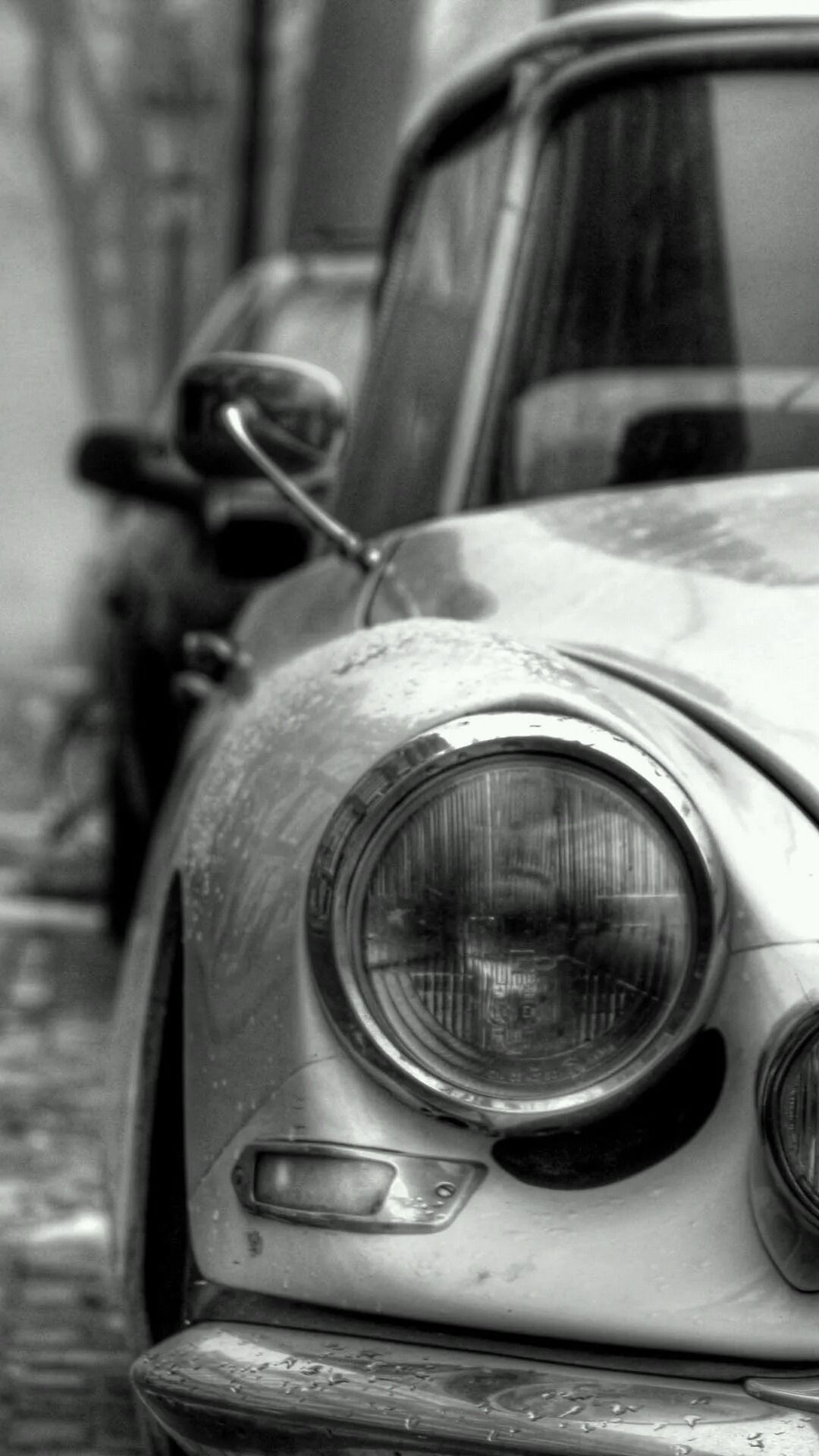 Old Headlamp Tap To See More Awesome Vintage Wallpapers