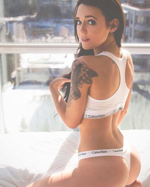 581af57881b9 Girls in Calvin Klein Underwear | Girls in Calvin Klein Underwear in ...