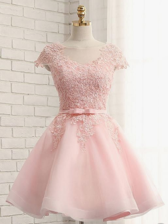 #Schuh #Kleid#Mode #Zubehörteil #Schmuck #gnadedamen #rosaKleid #spitzeapplique