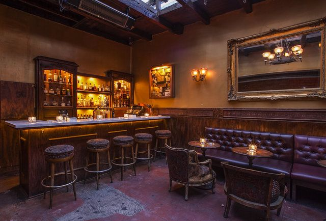 43 Los Angeles Bars You Need To Drink In Before You Die Los Angeles Bars Best Bars In La Cocktail Bar Interior
