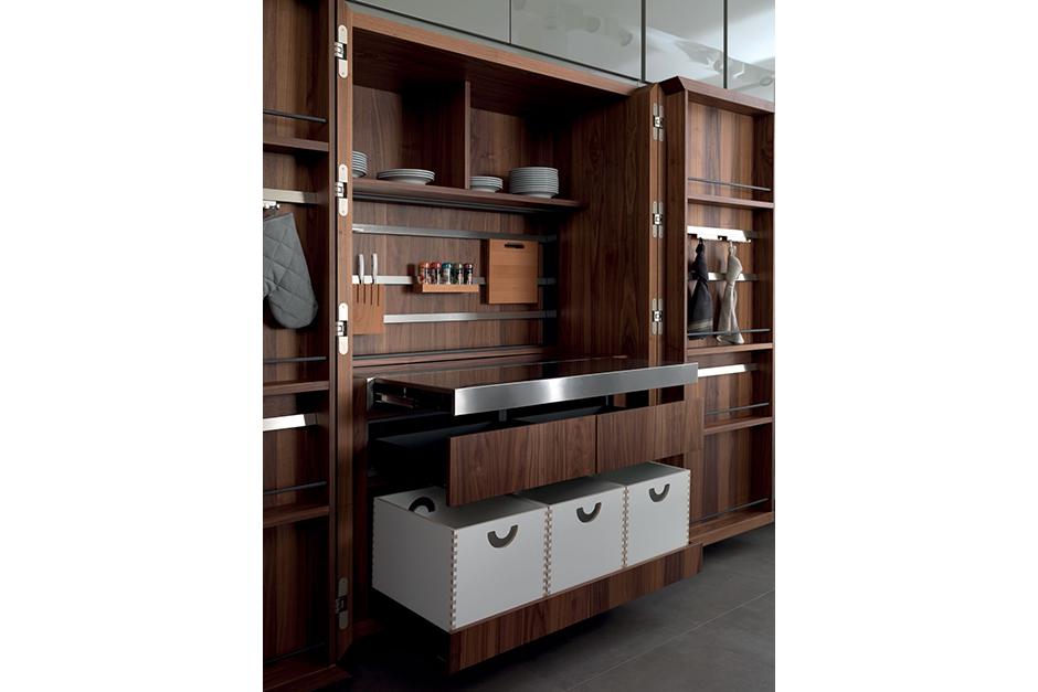 Kitchen Cabinets | Porcelanosa | Kitchen cabinets, Kitchen ...