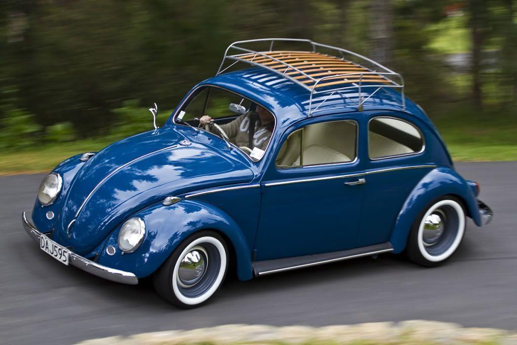 Blue W White Walls Classicvolkswagenbeetle Vw Classic Vw Beetle Classic Volkswagen Beetle