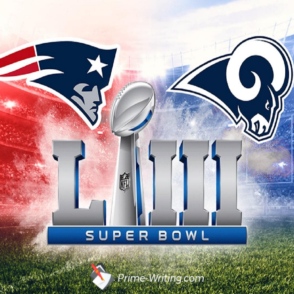 Super Bowl 2019 The Battle For The Vince Lombardi Trophy In 2019 Will Feature A Familiar Face Against A Team Maki Paper Writing Service Writing Services Essay