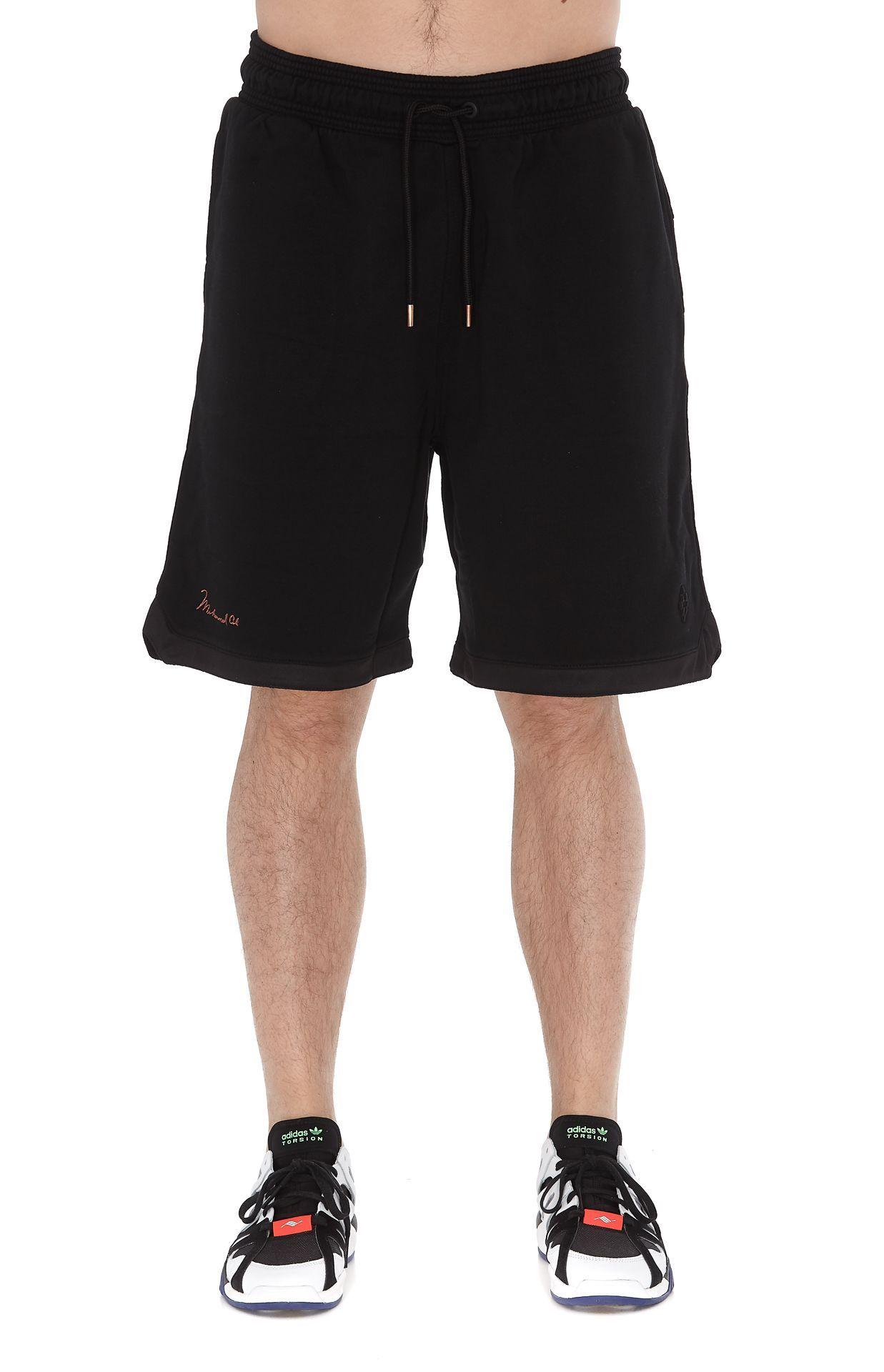 Marcelo County Burlon Milan Shorts Of Muhammad Ali bfgyIvY76m