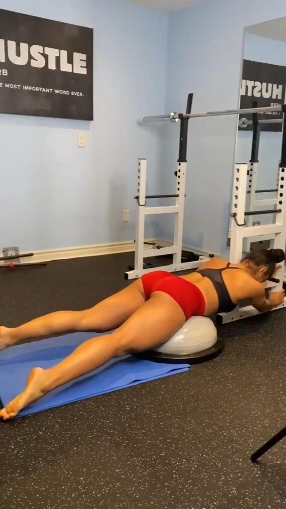 Upper Glutes Workout