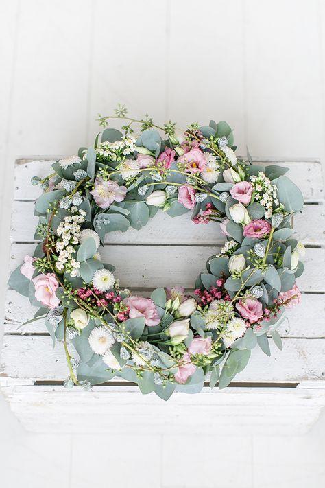 Eukalyptus  Wedding Centerpice Tischdekoration Hochzeit