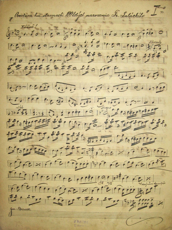 antique french wrttten sheet music' write sheet music