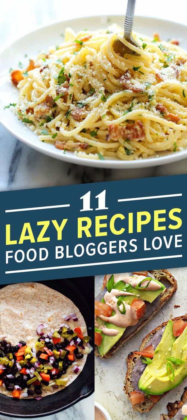 Heres what 11 food bloggers cook when theyre exhausted and lazy af heres what 11 food bloggers cook when theyre exhausted and lazy af forumfinder Gallery