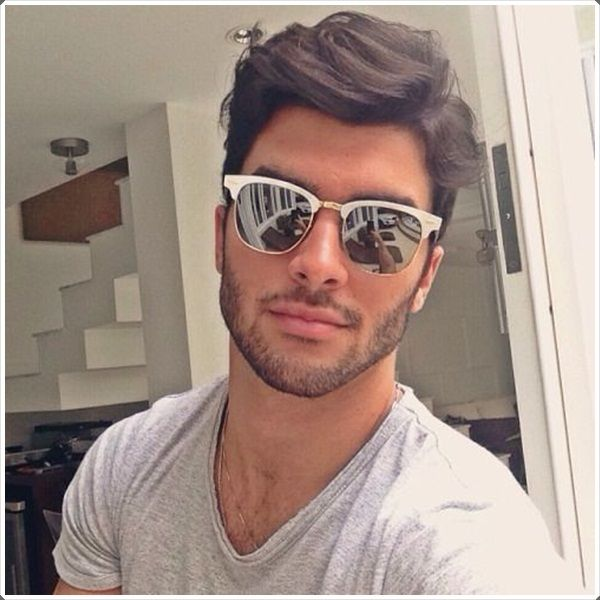 Mens Hairstyles 17 Diffe Black Men Beard Styles To Try In 2016 For
