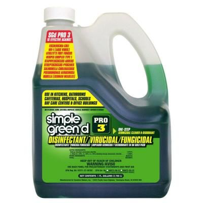 Simple Green Pro 3 128 Oz Herbal Pine
